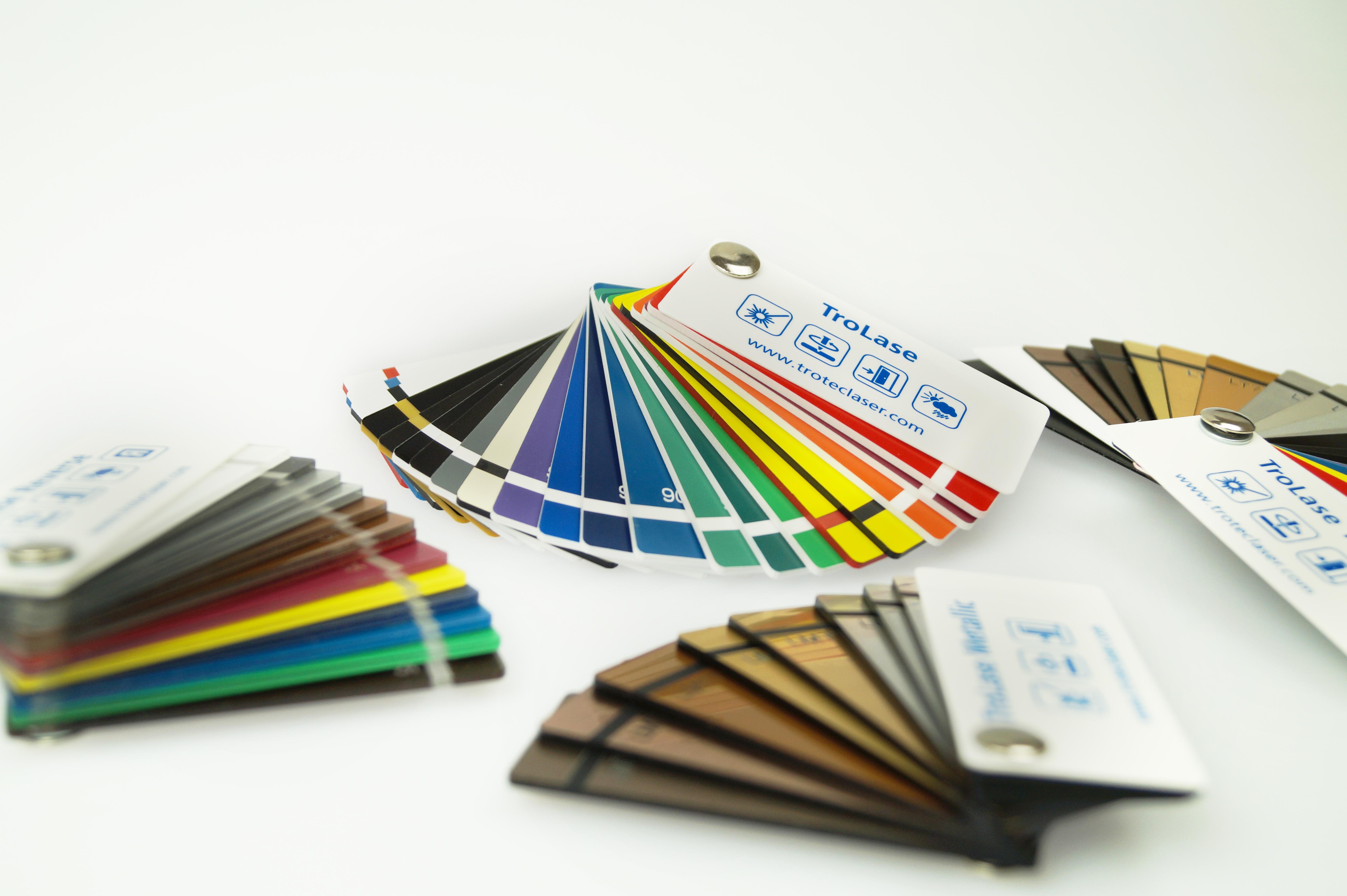 Colour codes TroLase